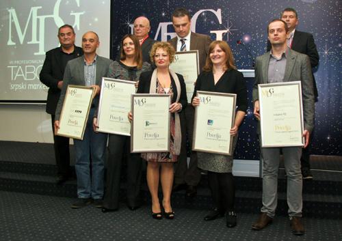 dobitnici priznanja mdg2013