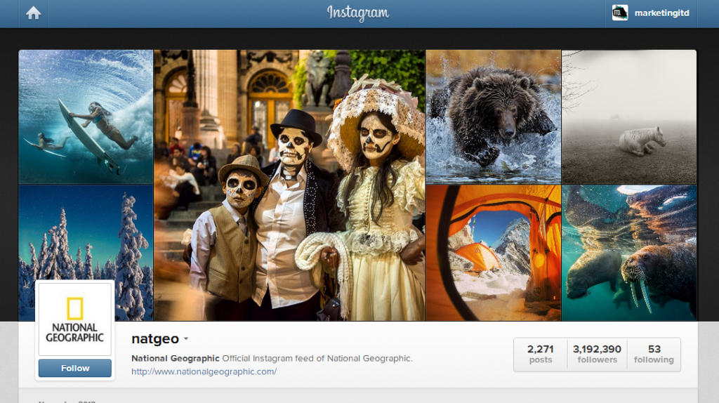 natgeo on Instagram