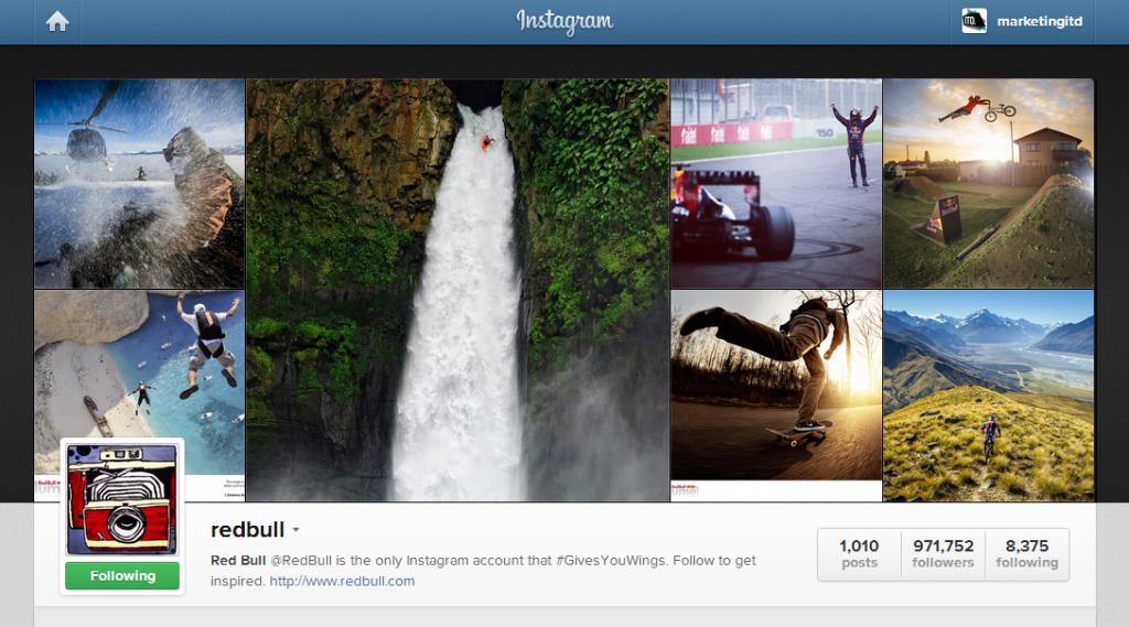 redbull on Instagram