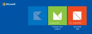 Zimska Microsoft NT Konferenca 2014 @ Cankarev dom