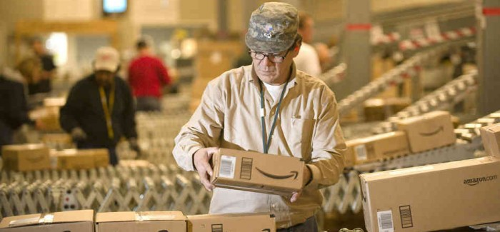 Amazon Sales Reached 426 Per Second During Holidays