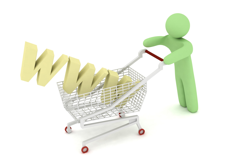 ecommerce online web shop