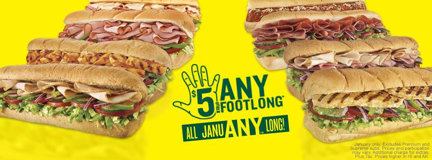subway januany