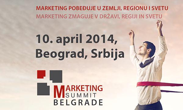 Marketing Summit Belgrade