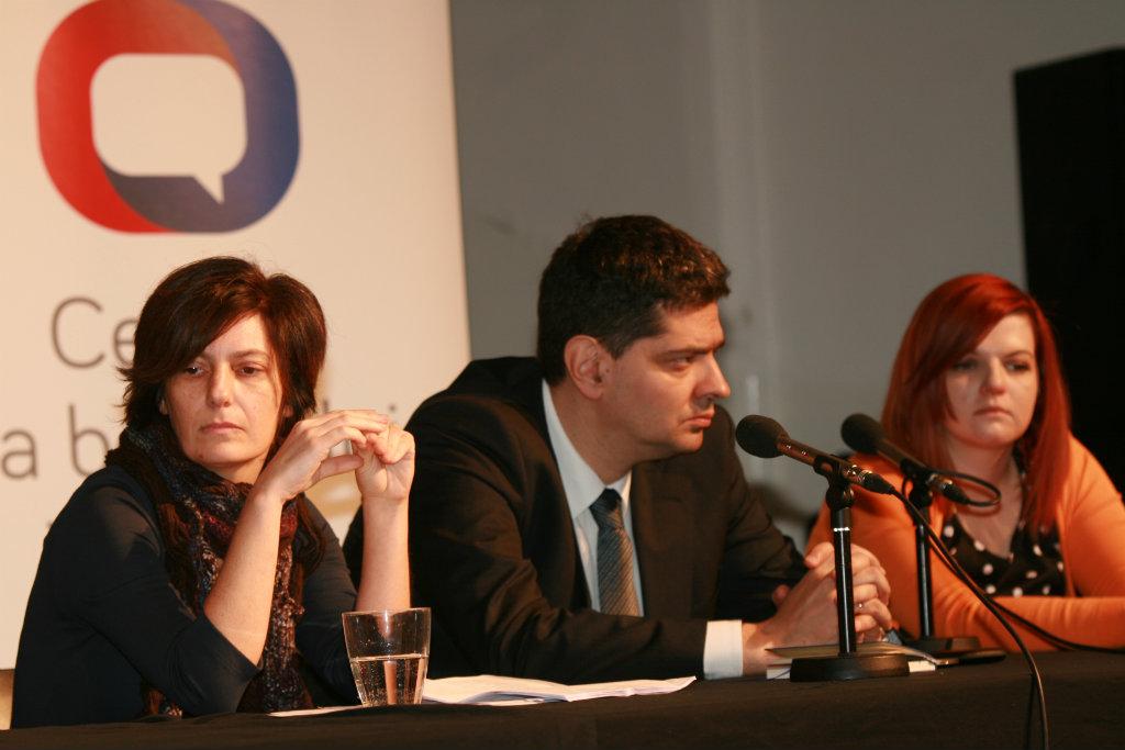 Svetlana Jovanovic Nebojsa Vasiljevic i Andrijana Vesovic