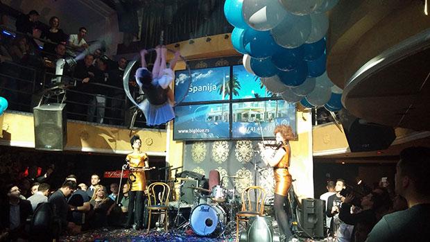 Teatro bar Big Blue Srbija