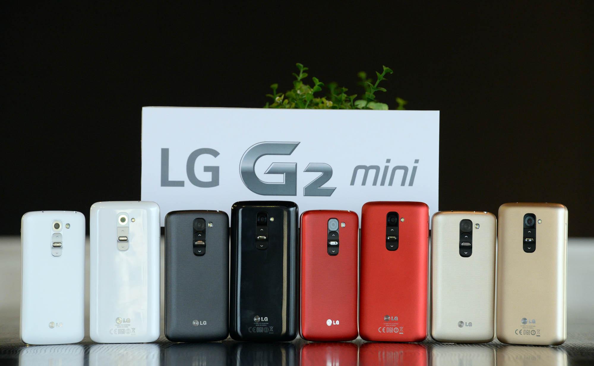 LG G2 mini Fotografija 01