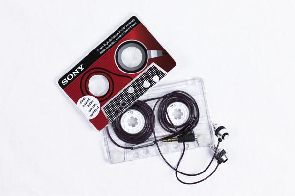 Sony Earbuds Cassette 1