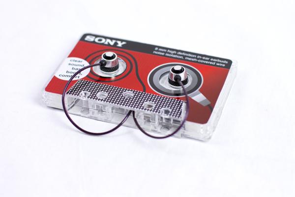 Sony Earbuds Cassette 2
