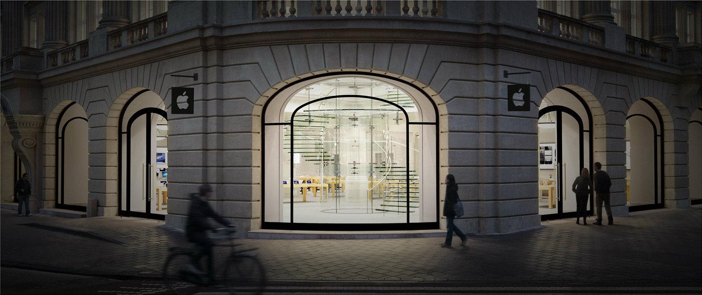 retail store gallery amsterdam
