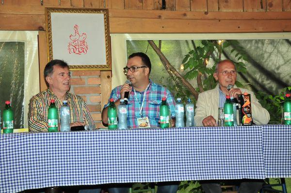 Food Talk 2013: Stevo Karapandža, Aleksandar Saša Filipović, Oliver Mlakar