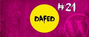 DaFED 21