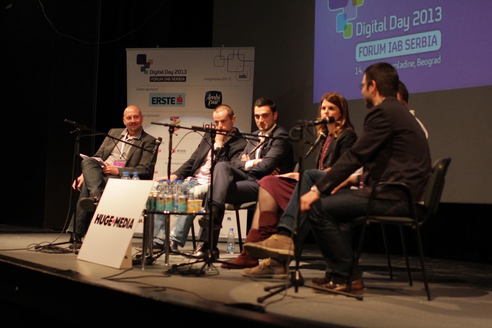 Dom omladine Digital Day 2013