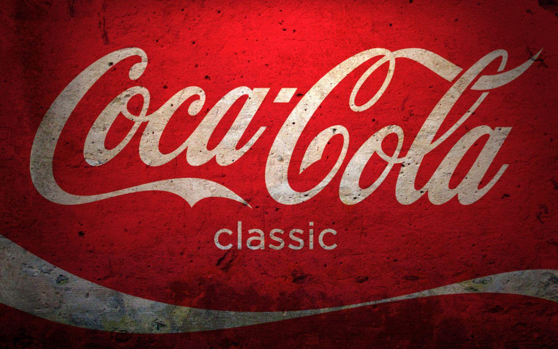 coca cola retro poster