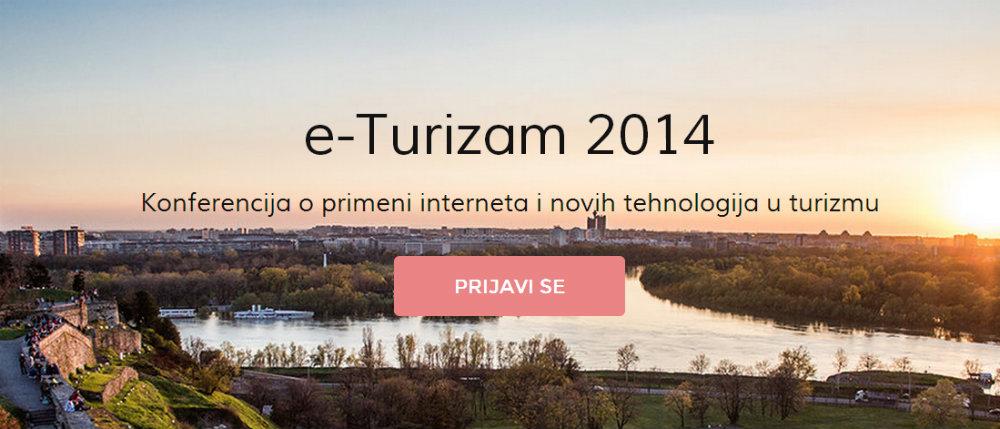 e Turizam 2014 Konferencija o primeni interneta u turizmu