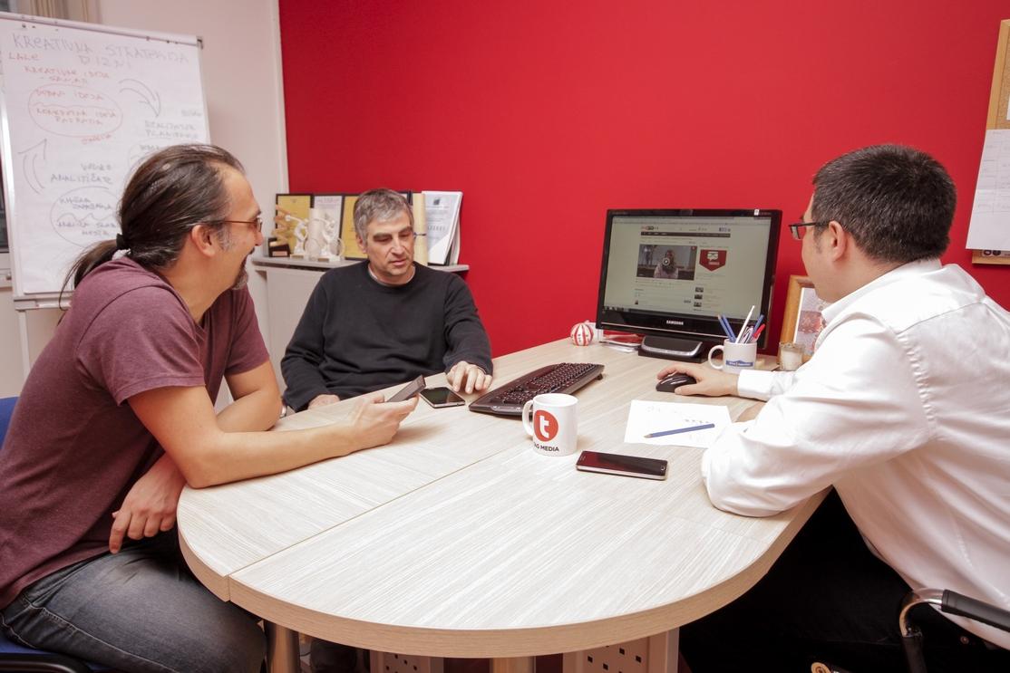 Nakon 10 godina  rasta i razvoja IT TV Produkcije, osnivači Radomir Lale Marković i Veljko Radosavljević odlučili su se na osnivanje agencije Tag Media