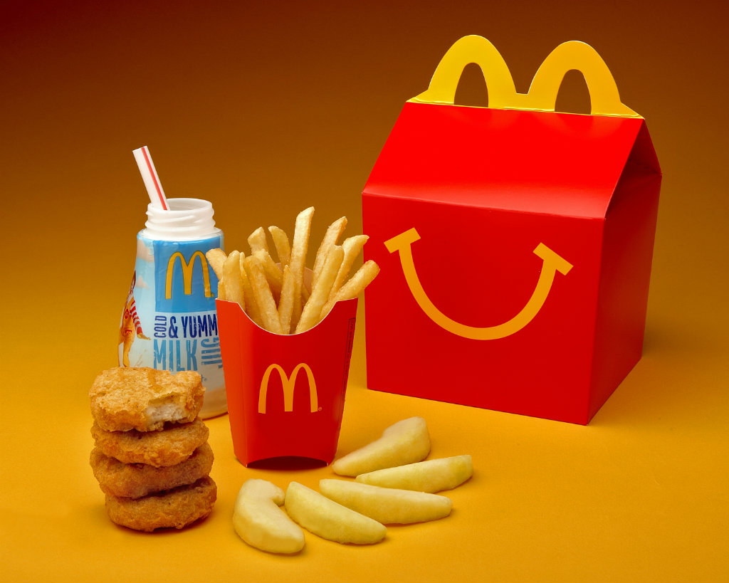 McDonalds Happy Meal