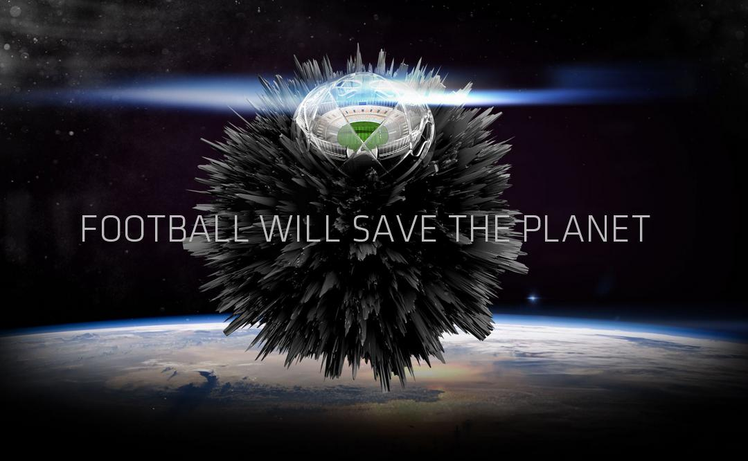 galaxy 11 football will save the world
