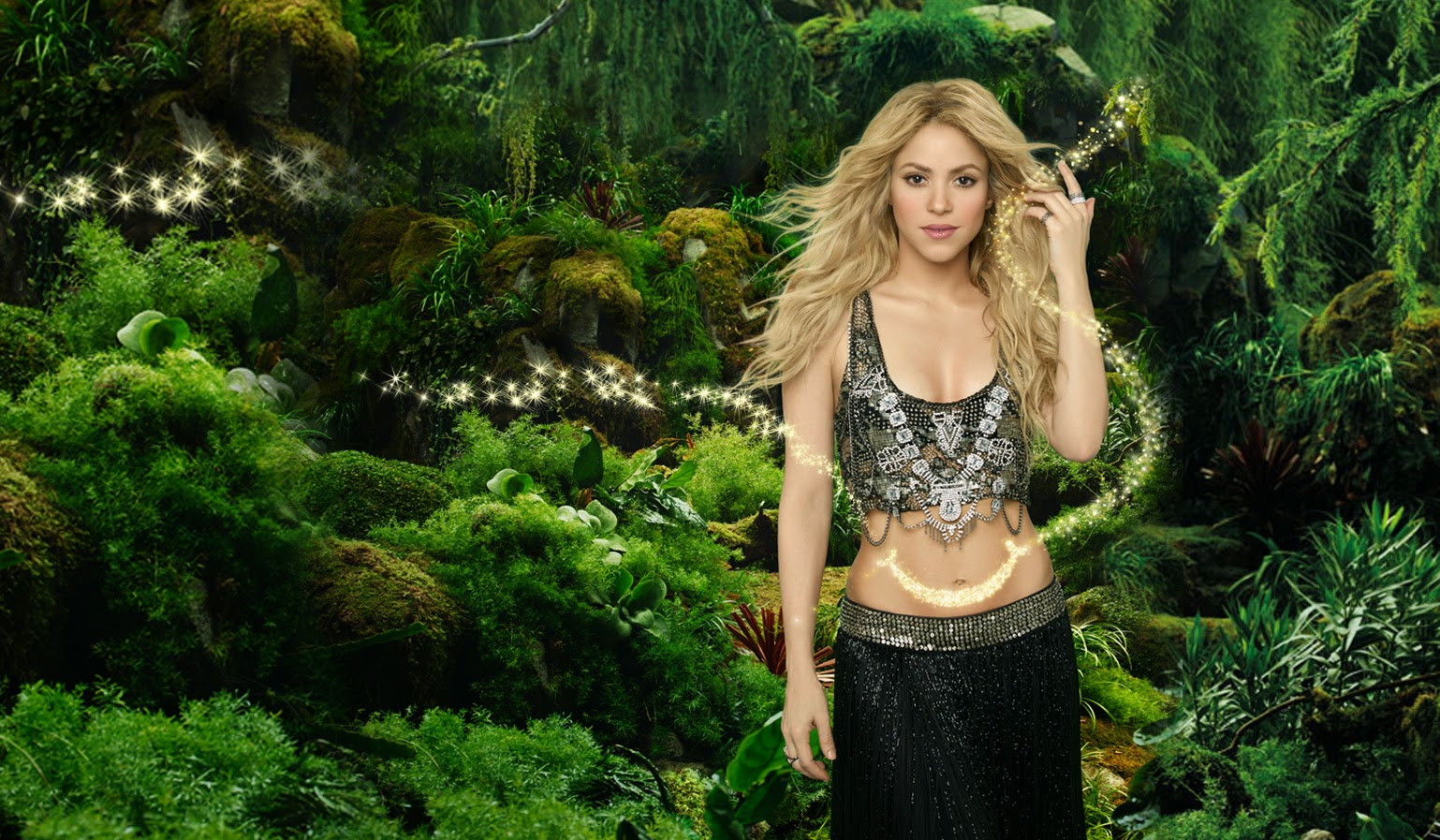 Shakira Activia Danone