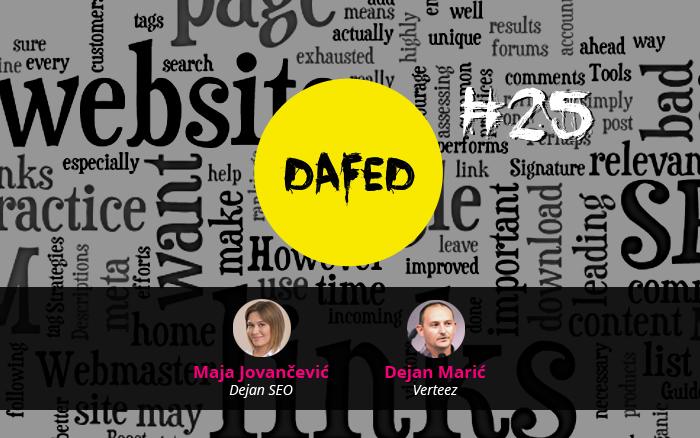 DaFED25