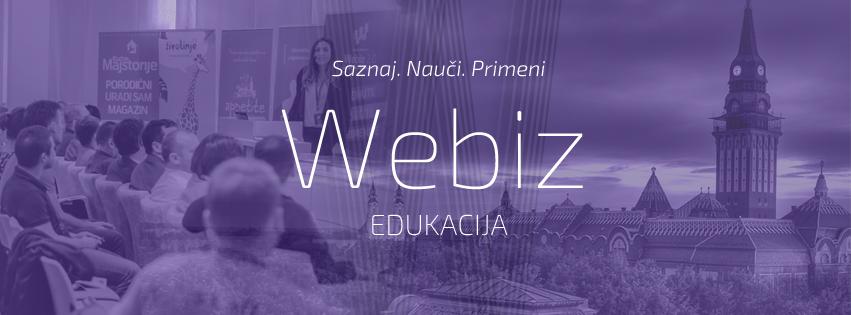 webiz edukacija