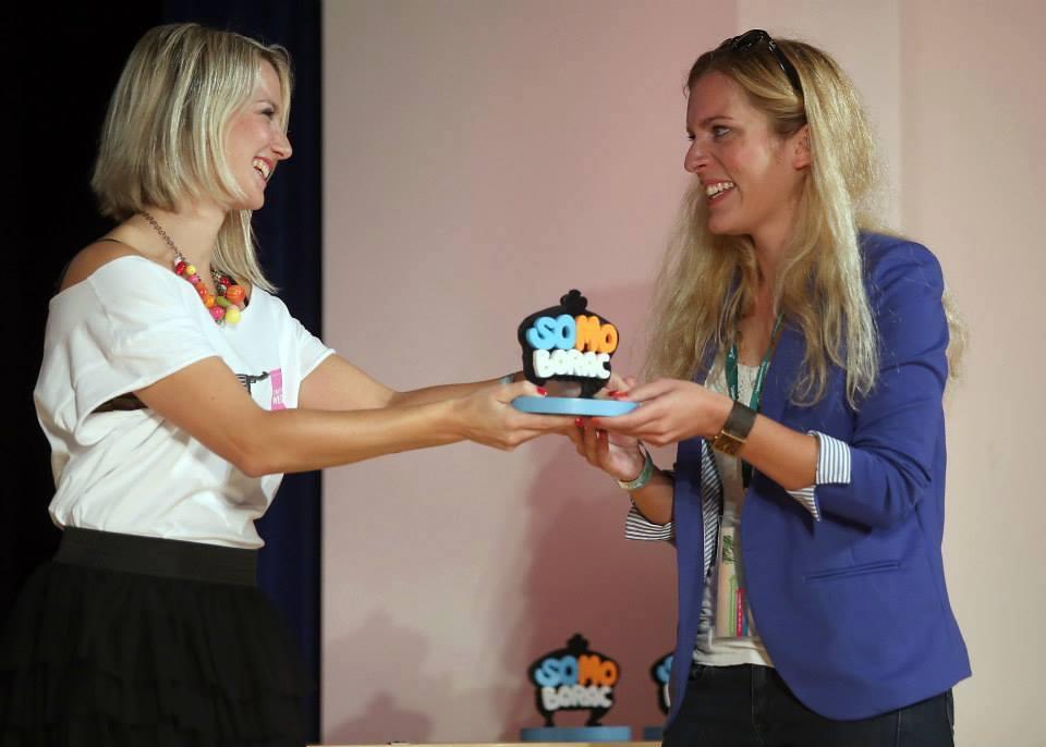 Kategorija CM godine Mila Perovic HBO Adria Jasno i glasno somo borac 2013