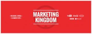 Marketing Kingdom Belgrade 2015 @ Belgrade   Serbia