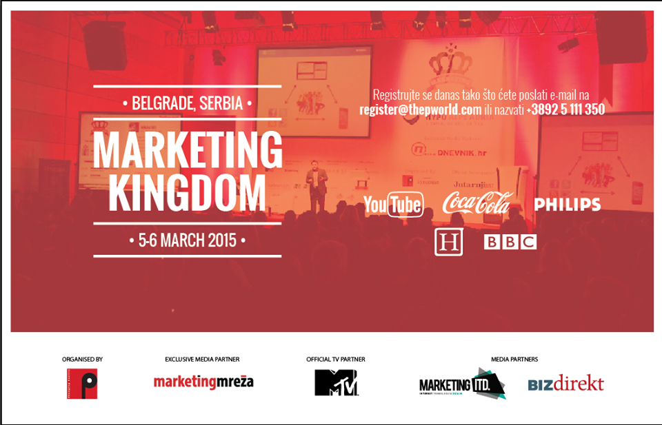 marketing kingdom 2015