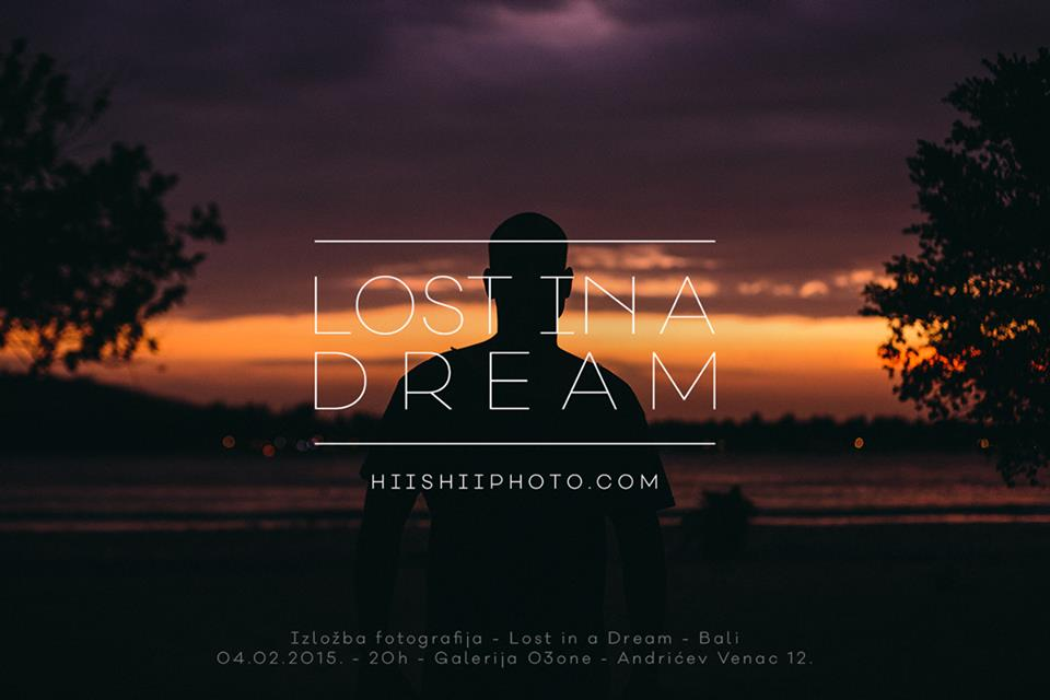 lost in a dream hii shii