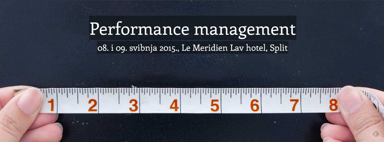 HR summit Performance management
