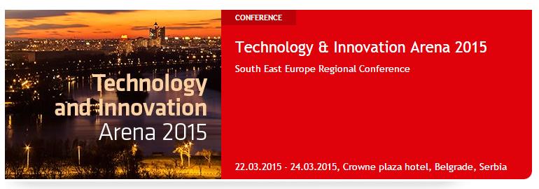 Technology Innovation Arena 2015 . INFOARENA
