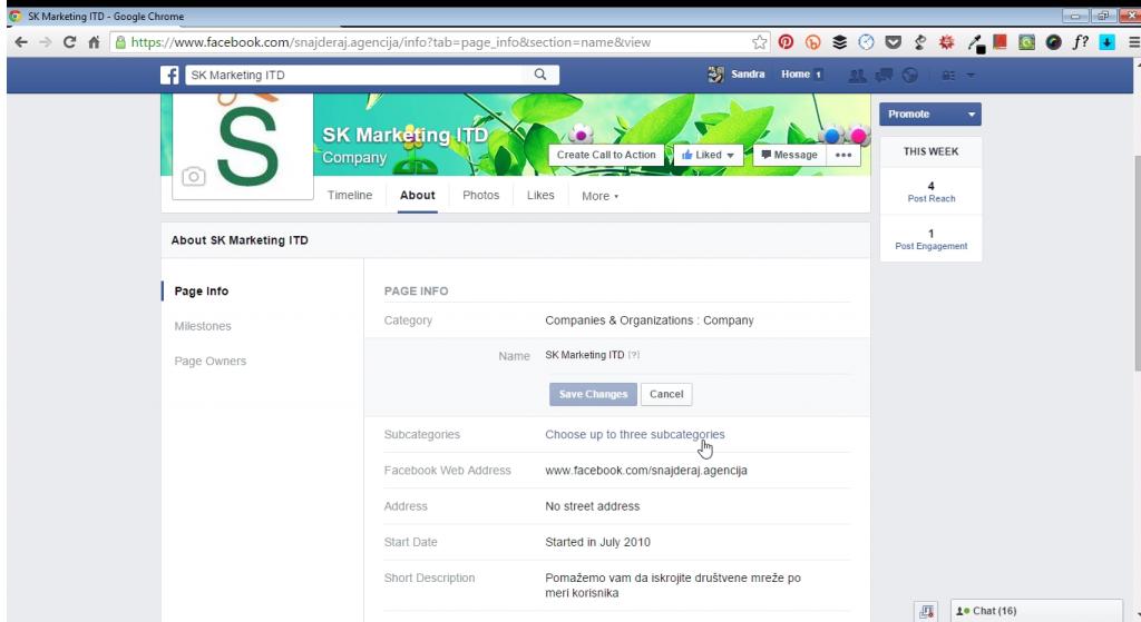 FBPAGE name change