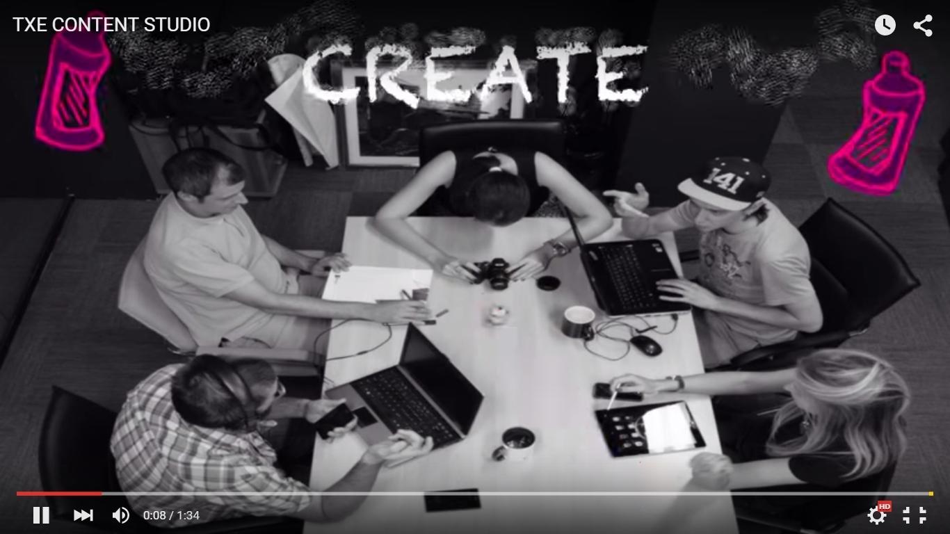 the content studio represent system