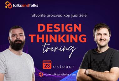 DESIGN THINKING TRENING-Marketing ITD